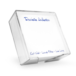Embossed Graphics Memo Cubes & Note Pads